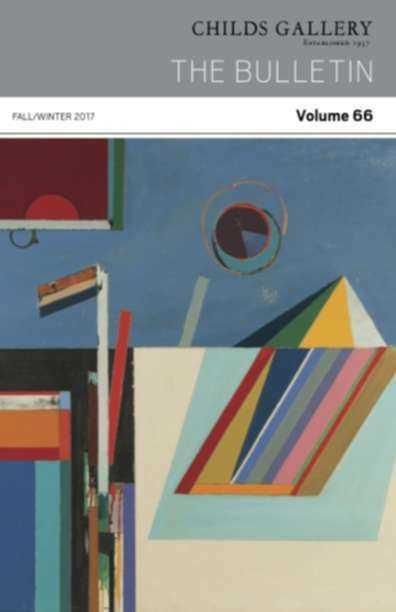 Bulletin 66: Fall/Winter 2017