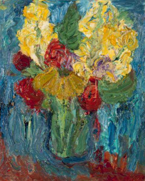 Betty Herbert: Paintings in the Sun