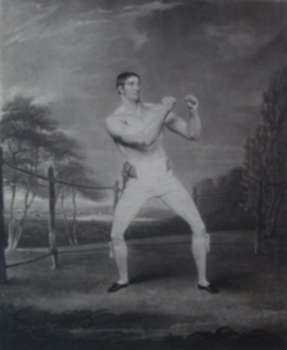 Print by Charles Turner: Thomas Belcher, represented by Childs Gallery