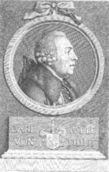 Print by Daniel Nicolas Chodowiecki: Carl Gottfried von Thile, represented by Childs Gallery
