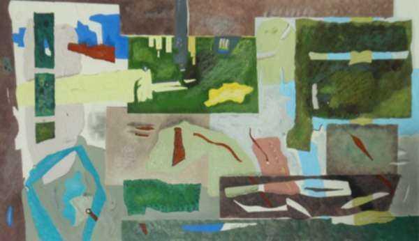 Giles Laroche: Arrangements in Color