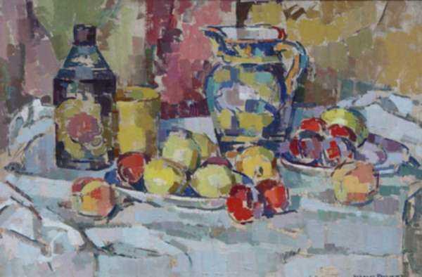 Herbert Barnett: A Painter's Painter