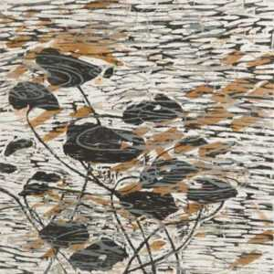 Print by John Thompson: Meller Series (1), represented by Childs Gallery