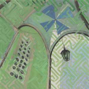 By Lee Essex Doyle: Celestial Arches At Childs Gallery