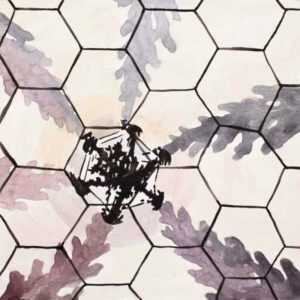 Mixed media by Lee Essex Doyle: Cini Hexagon, Venice, represented by Childs Gallery
