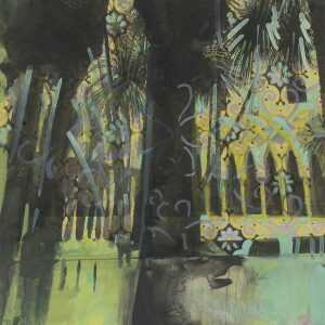 By Lee Essex Doyle: Cloister Of Paradise At Childs Gallery