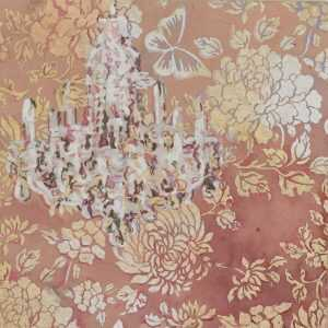 By Lee Essex Doyle: Palazzo Peonies At Childs Gallery