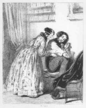 Gavarni, the other Daumier