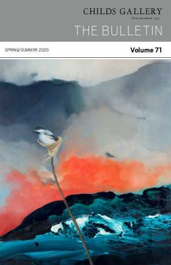Publication By Childs Gallery: Bulletin 71: Spring/summer 2020