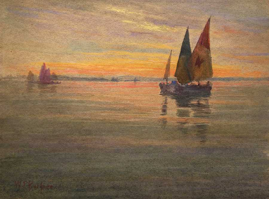 Setting Sail: Works on Paper
