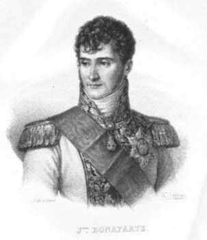 Print by Zéphirin Belliard: Jérome Bonaparte, represented by Childs Gallery
