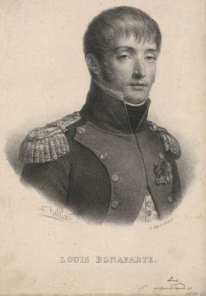 Print by Zéphirin Belliard: Louis Bonaparte, represented by Childs Gallery